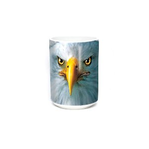 Eagle Face 15oz Bird