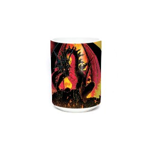 Fireball 15oz Dragon Fantasy
