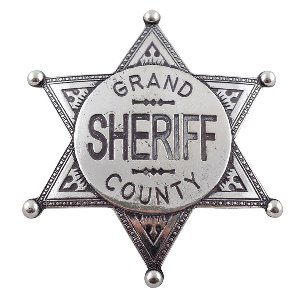 Sheriff Stern Grand County